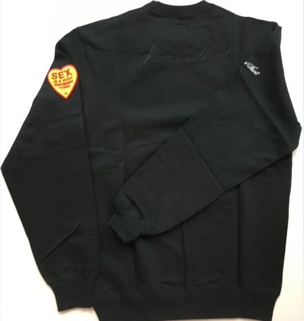 ADIDAS PULLOVER on The Hunt
