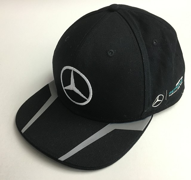 LEWIS HAMILTON DRIVERS ISSUE   PERSONAL FLAT CAP 2016  SOLD OUT d28c93eaa206